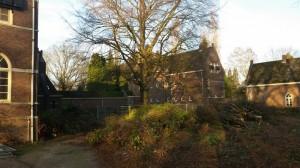 Bomenkap Klooster